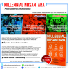 "Pre – Launching Buku Perdana Alvara Research Center ""Millennial Nusantara"""